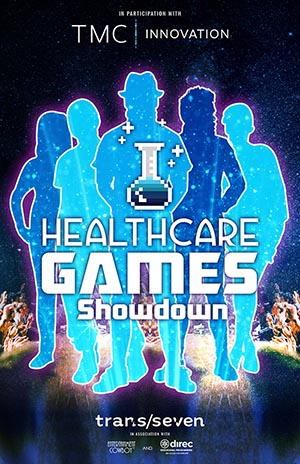 Healthcare Games Showdown Poster