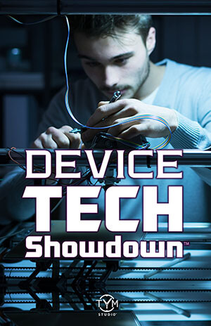 Device Tech Showdown Poster