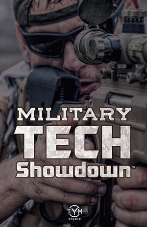 Military Tech Showdown Poster