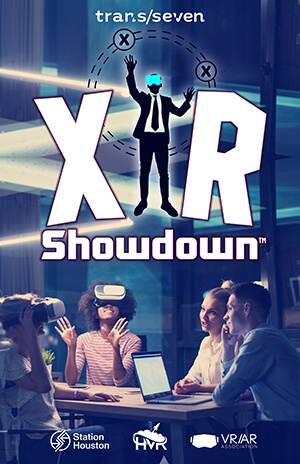 XR Games Showdown Poster
